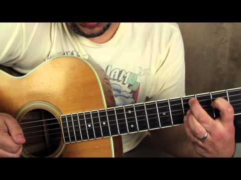 Bossa Nova Guitar Rhythm - Easy Beginner Bossa Nova Guitar Lesson Latin Jazz