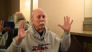 Butch Trucks Interview for rrb-live.com -  2016-02-05 - The Howard Theater, Washington, DC  [Part 2]