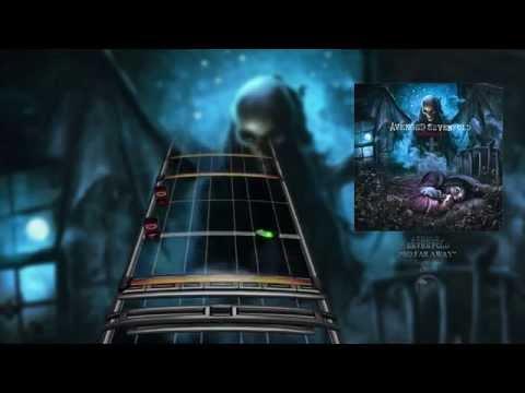 Avenged Sevenfold - So Far Away (Drum Chart)