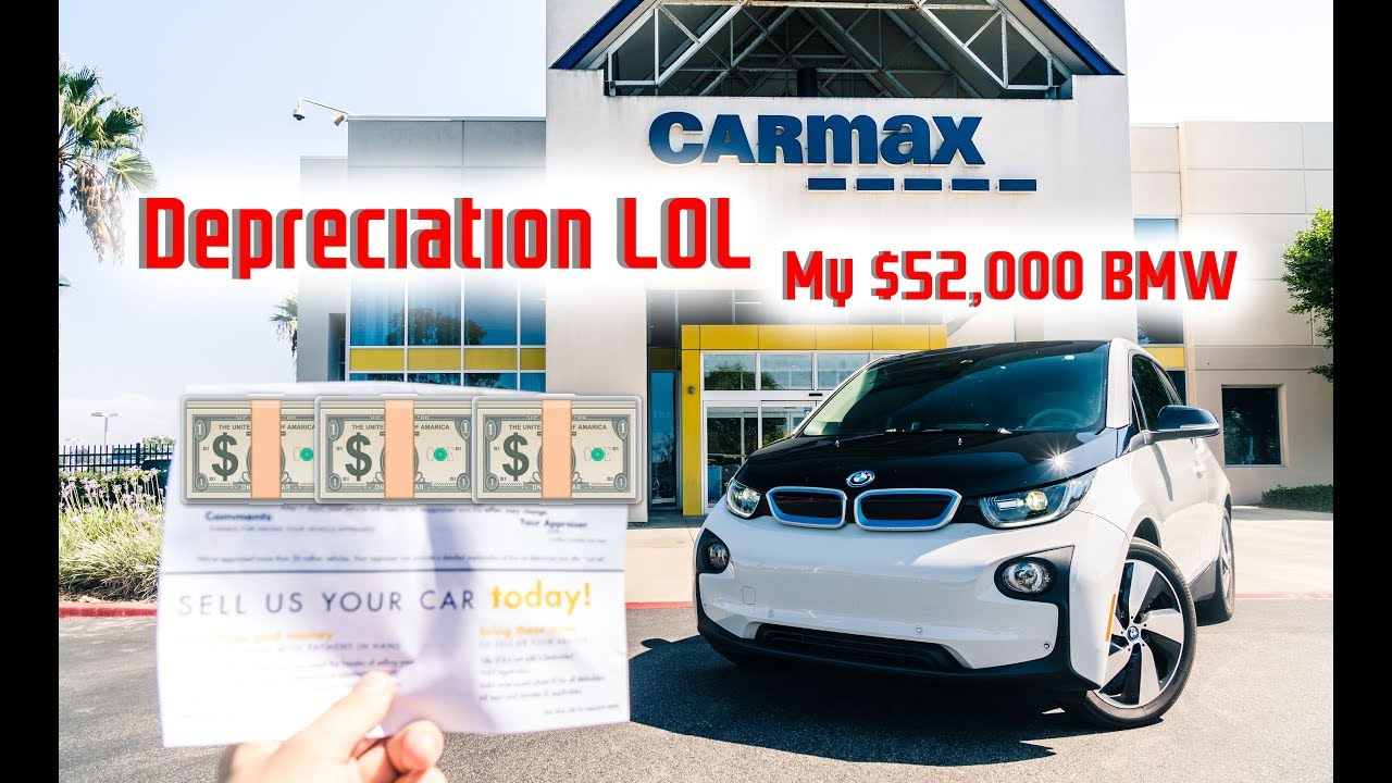 THIS Is Why You NEVER BUY An Electric Car!! Taking My $52,000 BMW i3 ...