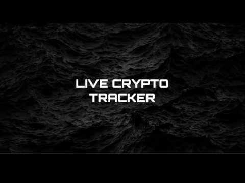 Real Time Crypto Currency Tracker - Chrome Extension