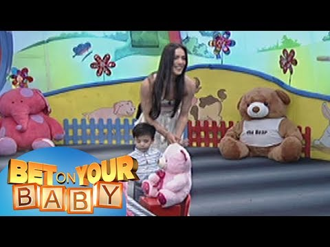 Bet On Your Baby: Baby Dome Challenge with mommy Ciara and baby Crixus
