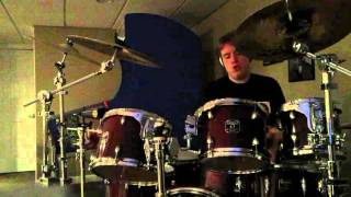 Restless Heart When She Cries Drum cover