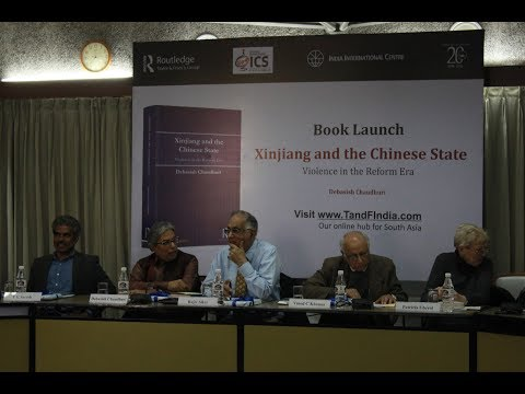 Book Release || Xinjiang and the Chinese State: Violence in