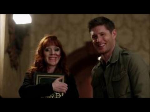 Supernatural 12x11 Rowena, You're a murder Dean Winchester