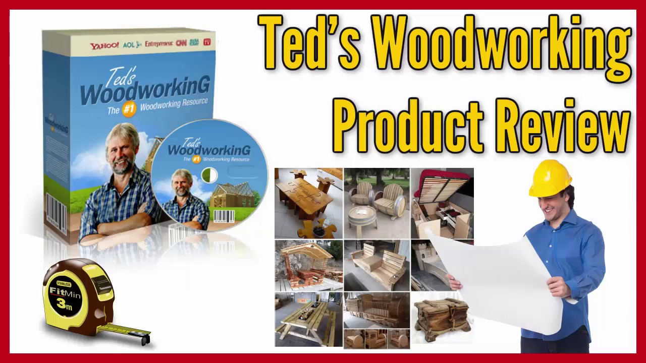 What Is Tedswoodworking Tedswoodworking Plans Review Youtube