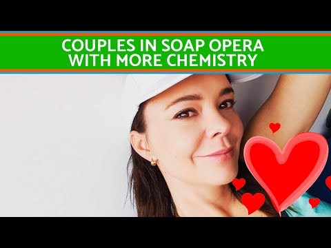 Couples in soap opera with more chemistry