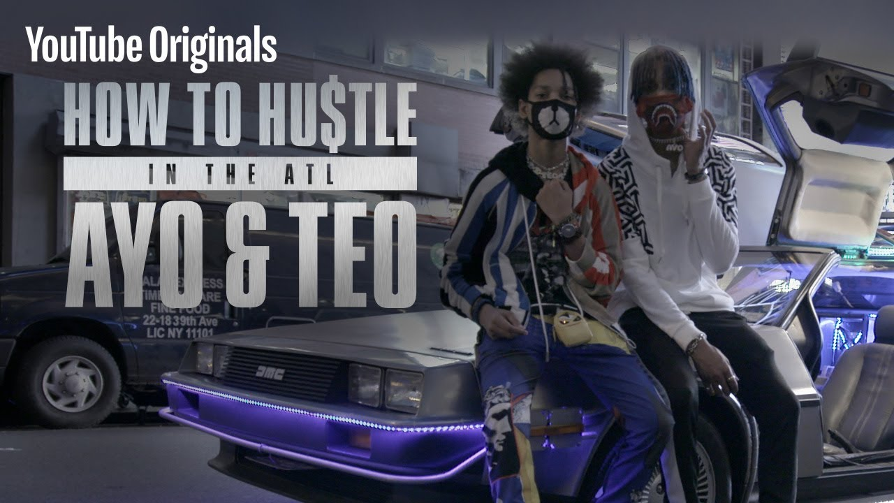 How to Hustle in the ATL | Ayo & Teo #1