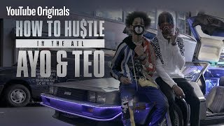 how to hustle in the atl   ayo   teo
