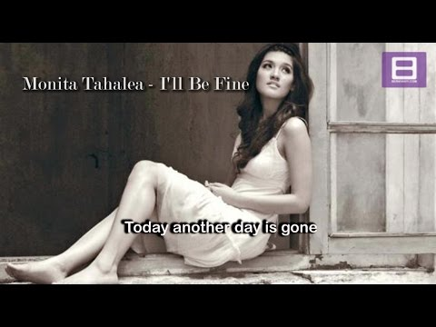 Monita Tahalea - I'll Be Fine [Video Lirik]
