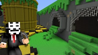 Minecraft PS3, PS4, Xbox HIDE AND SEEK - Nuclear Wasteland