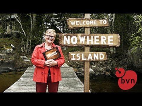 Ook in the middle of nowhere kan je naar BVN kijken!