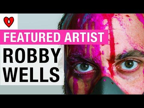 ArtResin Featured Artist - Robby Wells
