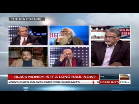 The Big Picture - Black money: Is it a long haul now?