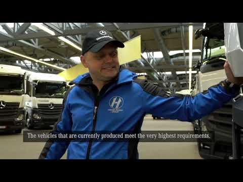 Mercedes-Benz Trucks: Major order for Wörth