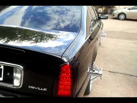 Rimstarz Kustomz Cadillac Deville On 20 Quot Super 84 S Youtube