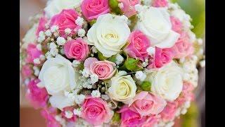 Букет Невесты из Живых Цветов - 2016 / Bride's Bouquet of flowers(Букет Невесты из Живых Цветов всегда смотрится стильно и очаровательно. Розы - распространенные цветы,..., 2016-03-17T18:40:34.000Z)