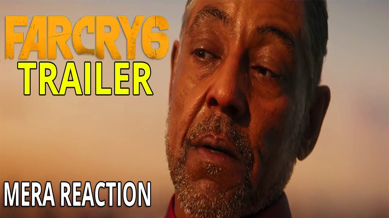 Far Cry 6 El Presidente Trailer Reveal New Gameplay Kesa Hoga Game Youtube
