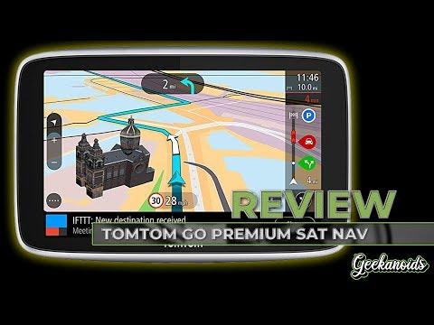 TomTom GO Premium 5-inch Sat Nav Review