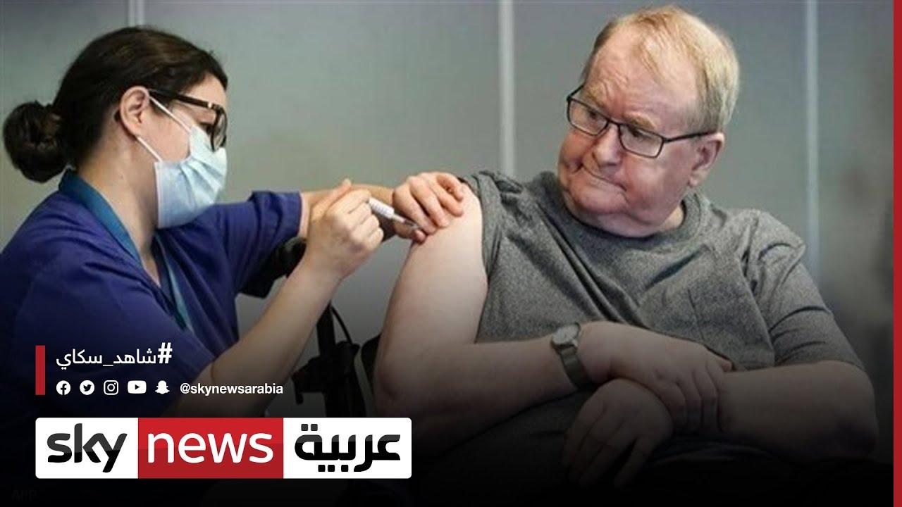 حملة بإسرائيل لإعطاء جرعة اللقاح الثالثة لكبار السن | #مراسلو_سكاي  - نشر قبل 3 ساعة