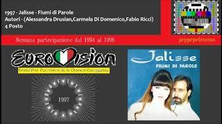 1997 - Jalisse - Fiumi di Parole