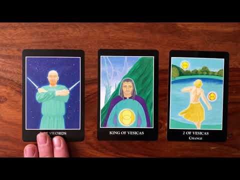 Daily Tarot Reading for 14 January 2018 | Gregory Scott Tarot