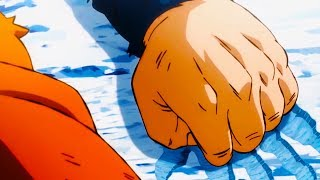 Who Saves Goku and Vegeta in DBS Broly Movie