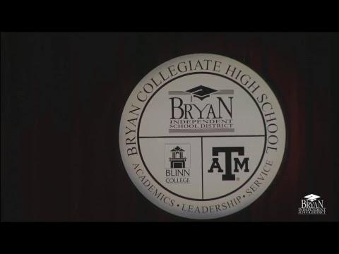 Bryan Collegiate High School Commencement - 2017