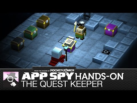 The Quest Keeper | iOS iPhone / iPad Hands-On - AppSpy.com