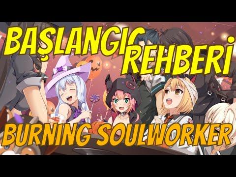 Burning SoulWorker Başlangıç Rehberi | Herkesin Bilmesi Gerekenler | SoulWorker Türkçe