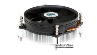 система охлаждения Cooler Master CP6-9GDSC-0L