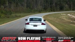 APR TT RS RSC Performance Catback Exhaust System