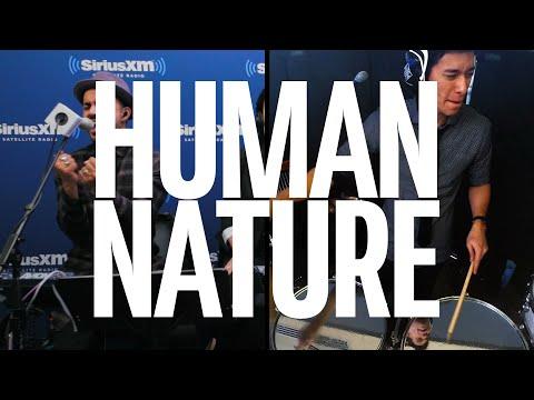 """Human Nature"" Live @ Sirius XM - Tony Succar & Jean Rodriguez"