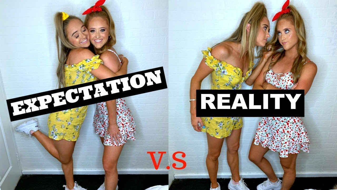expectation-vs-reality-twin-sisters