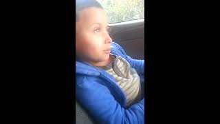My Brother singing Young M.A
