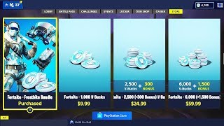 How to UNLOCK *NEW* DEEP FREEZE BUNDLE in Fortnite...