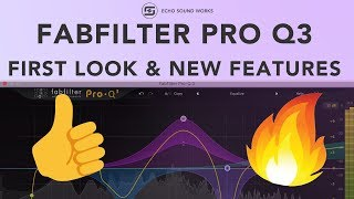 FabFilter Pro Q3 First Look - Is It The Best Version Yet?
