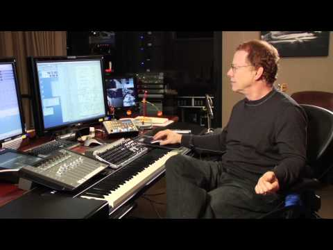 VSL Studio Chat with Danny Elfman