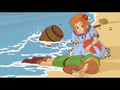 TRAILER- Zelda Link's Awakening - Switch thumbnail