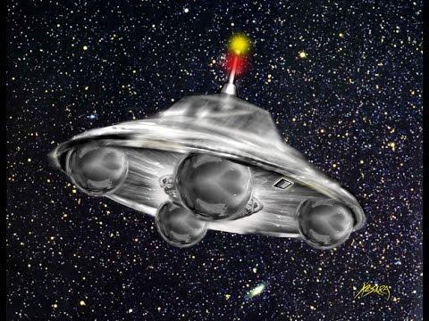 The UFO Anti-Gravity & Engine Room.........