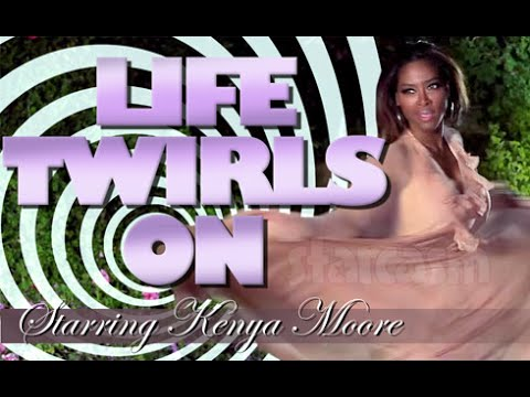 Life Twirls On (Kenya Moore pilot review)