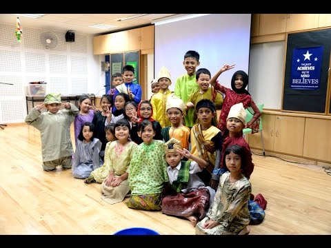 SAPS P2 Malay Language Drama Fest