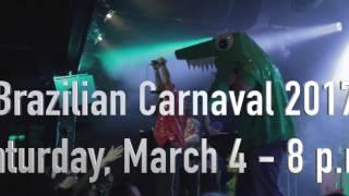 Brazilian Carnaval - The Crocodile