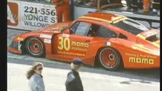 FUEL AUTOTEK Media: Some rare footage of MOMO's Moby Dick 935 Porsche