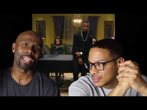 Big Sean - Play No Games ft. Chris Brown, Ty Dolla $ign (REACTION/REVIEW)