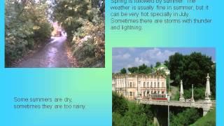 Английский язык. Погода