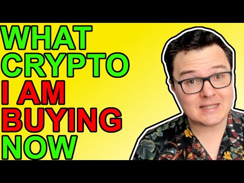 Crypto I'm Buying Now and Why!