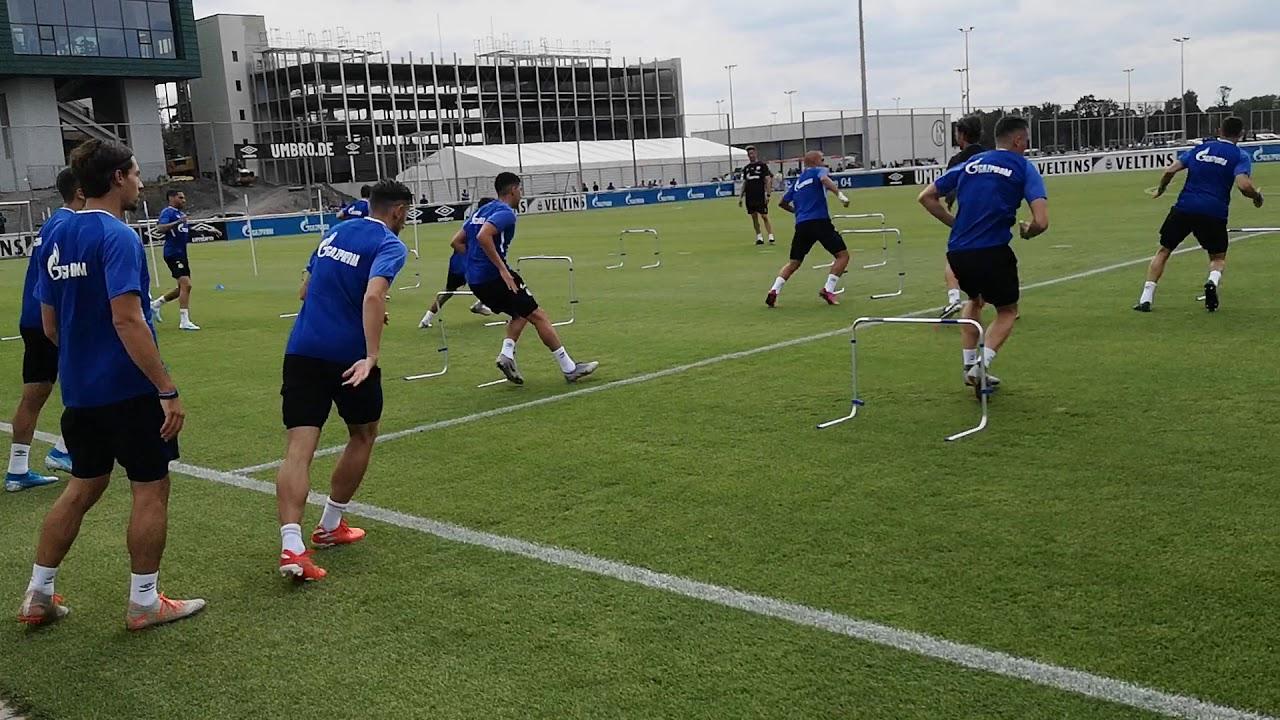 FC Schalke 04 Training 06.08.2019