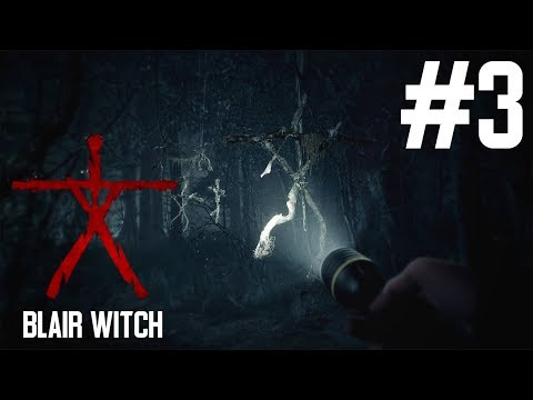 Blair Witch #3   Чертовщина
