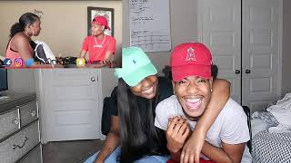 I HAVE FEELING FOR YOU PRANK ON TRAY BILLS ** REACTION **